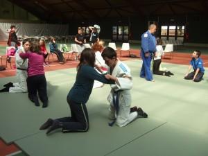 judo avec USOA Judo Avion