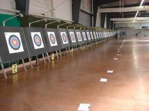 40 cibles sur le pas de tir